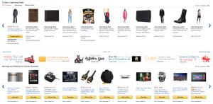 Amazon's Gold Box Deals