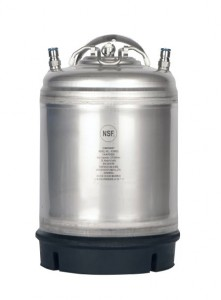 Submit and Forget ball lock keg shopping request