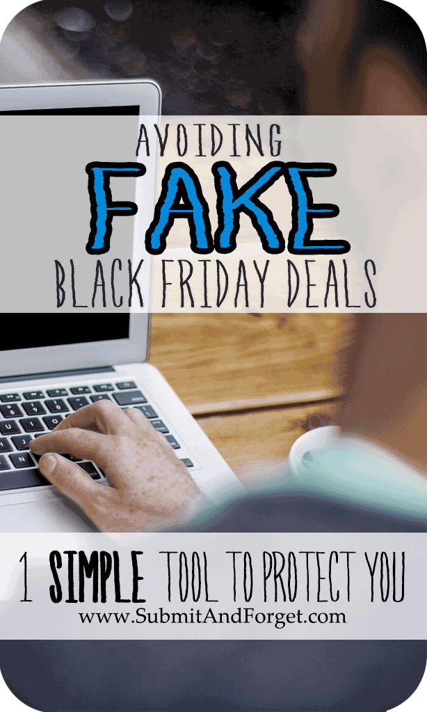 avoiding fake cyber monday and black friday deals