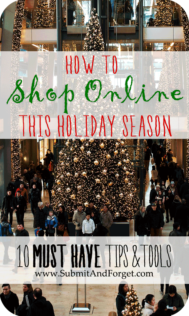 How to shop online this holiday season